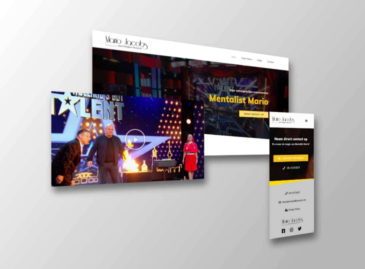 Webdesigner Oosterhout