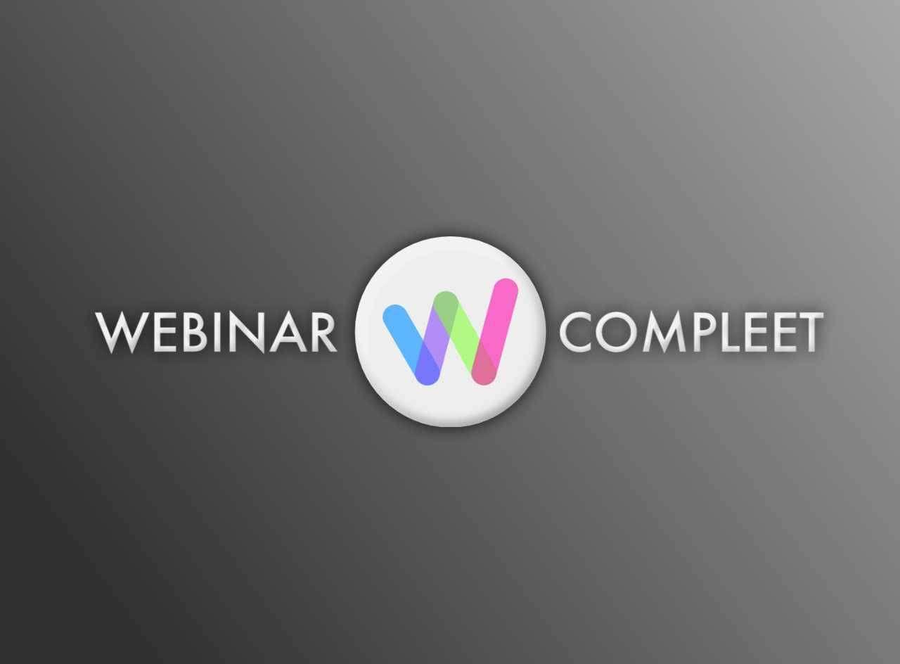 Webinar Compleet